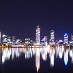 Relaxing in  Perth Australia